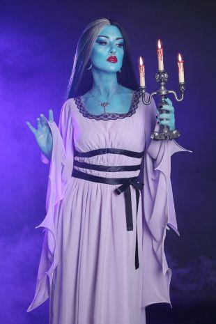 Lily Munster Costume - Little Shop of Horrors Costumery - Costume Hire Shop - Mornington Frankston
