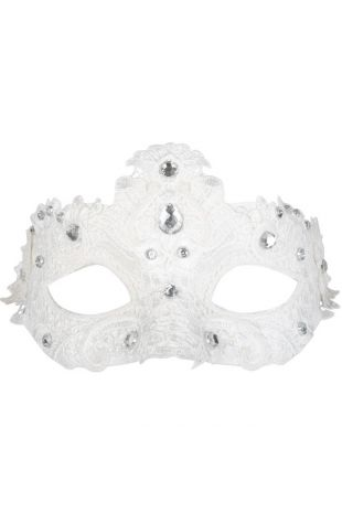 Labyrinth Masquerade Ball Mask available in-store or online at Little Shop of Horrors Costumery Costume Shop Mornington Melbourne Victoria Australia