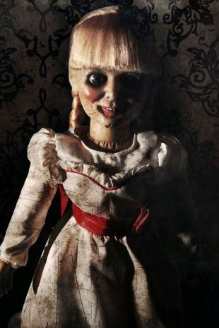The Conjuring: Annabelle Prop Replica Doll