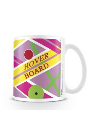 Back to the Future Hoverboard Coffee Mug