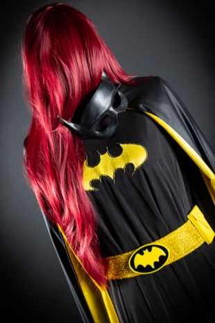 Batgirl - Costume Hire - Mornington Peninsula - Frankston - Little Shop of Horrors Costumery