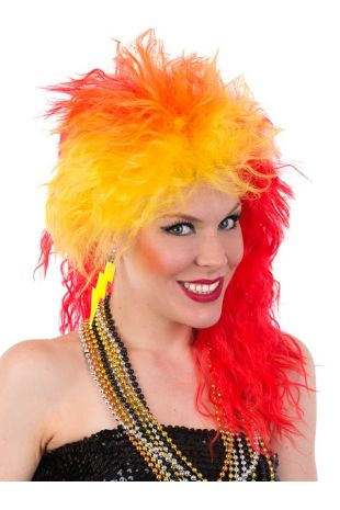 Cindi Lauper 80s Wig - Little Shop of Horrors Costumery - 6/1 Watt Rd Mornington