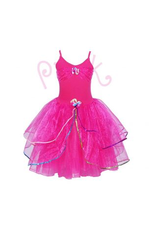 Princess Rose Dress
