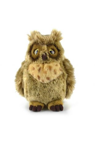 Magical Menagerie Plush Owl