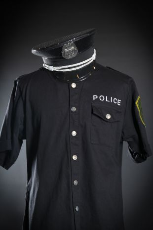 Police Academy - Mahoney Costume - Little Shop of Horrors Costumery - Costume Hire Shop - Mornington Frankston