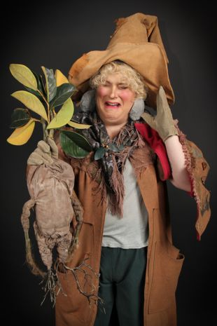 Professor Sprout Costume Hire - Harry Potter Costumes - Little Shop of Horrors Costumery - Costume Hire Shop - Mornington Peninsula, Frankston, Melbourne, Victoria