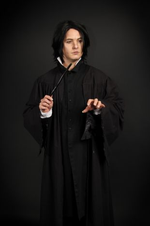 Professor Severus Snape Costume Hire - Harry Potter Costumes - Little Shop of Horrors Costumery - Costume Hire Shop - Mornington Peninsula, Frankston, Melbourne, Victoria