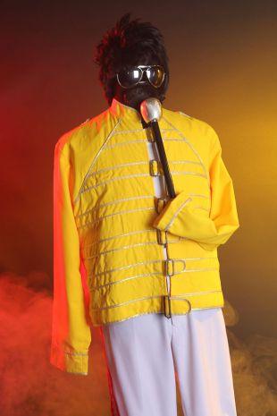 Freddy Mercury Costume - Little Shop of Horrors Costumery - Costume Hire Shop - Mornington Frankston