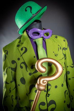 The Riddler - Costume Hire - Mornington Peninsula - Frankston - Little Shop of Horrors Costumery