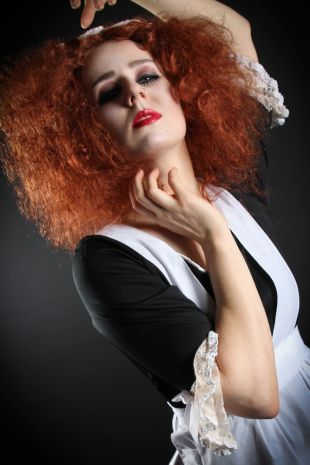 Magenta - Rocky Horror Picture Show - Costume Hire - Mornington Peninsula - Frankston - Little Shop of Horrors Costumery