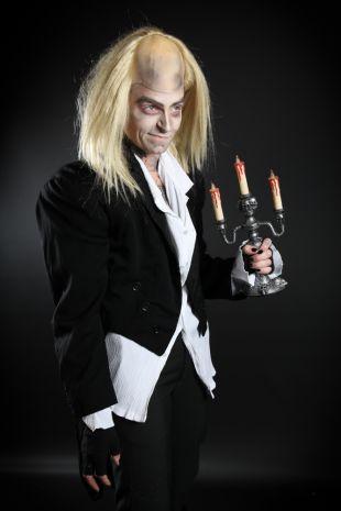 Riff Raff - Rocky Horror Picture Show - Costume Hire - Mornington Peninsula - Frankston - Little Shop of Horrors Costumery