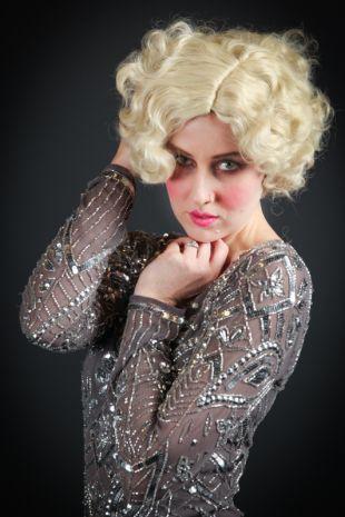 Roxie Hart Chicago Roaring Twenties 1920s Costume - Little Shop of Horrors Costumery - Costume Hire Shop - Mornington Frankston Melbourne Victoria Australia