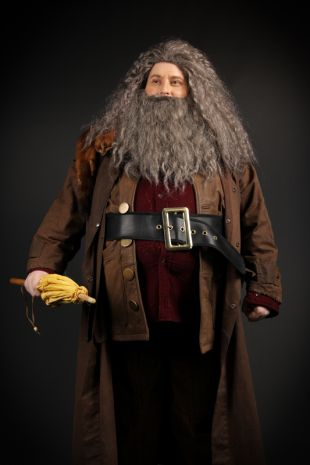 Rubeus Hagrid Costume Hire - Harry Potter Costumes - Little Shop of Horrors Costumery - Costume Hire Shop - Mornington Peninsula, Frankston, Melbourne, Victoria