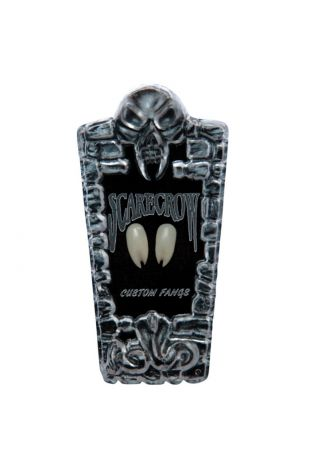 Scarecrow Fangs Viper Vampire Teeth - Little Shop of Horrors Costumery