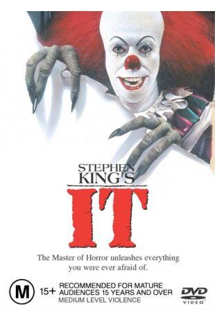IT 2 Film Collection DVD - DVD Shop Mornington