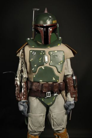 Our Boba Fett Collectors Edition costume is the officially licensed Star Wars Universe costume available to hire at Little Shop of Horrors- The best quality costumes available at the best fancy dress hire shop in Mornington, Frankston, Melbourne.