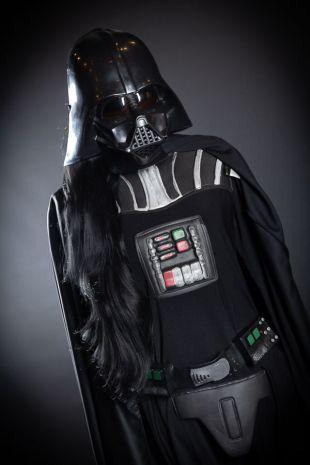Princess Leia - Star Wars - Little Shop of Horrors Costumery - Costume Hire Shop - Mornington Frankston