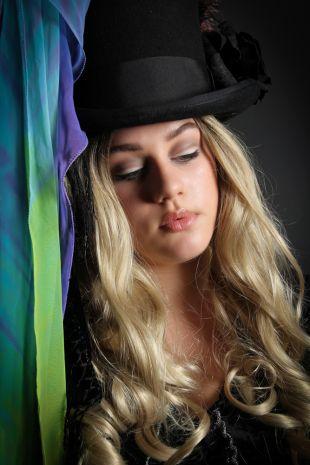 Stevie Nicks - 1970s Woodstock Costume - Little Shop of Horrors Costumery - Costume Hire Shop - Mornington Frankston