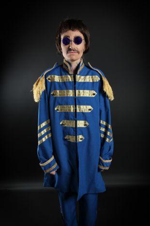 The Beatles: Sergent Pepper Costume - Little Shop of Horrors Costumery - Costume Hire Shop - Mornington Frankston