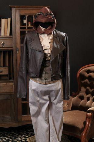 Amelia Earhart Costume - Little Shop of Horrors Costumery - Costume Hire Shop - Mornington Frankston