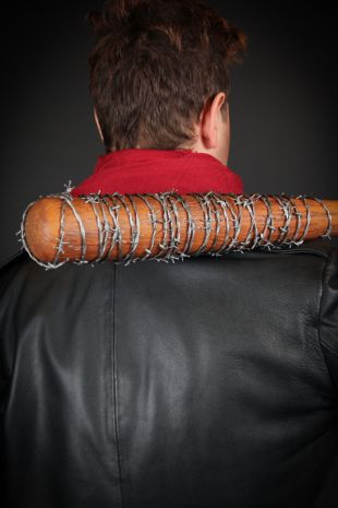 The Walking Dead Negan Costume - Costume Shop Melbourne Costume Hire Mornington