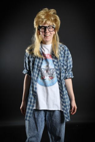 Waynes World Costume - Little Shop of Horrors Costumery - Costume Hire Shop - Mornington Frankston