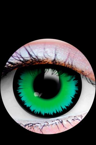 Halloween Costume Contact Lenses Little Shop of Horrors Costumery & Collectables