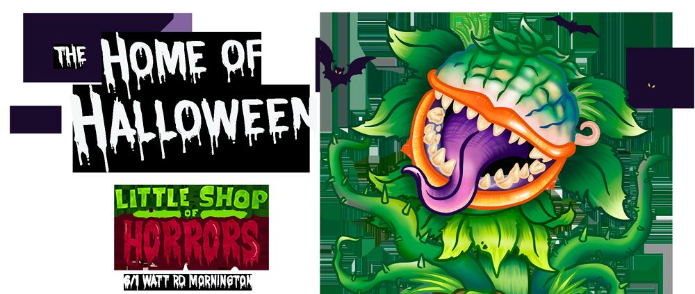 Little Shop of Horrors Mornington Peninsula's Movie & Pop Culture Emporium