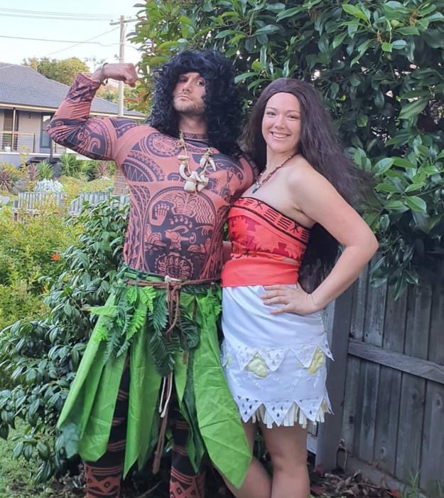 Maui & Moana