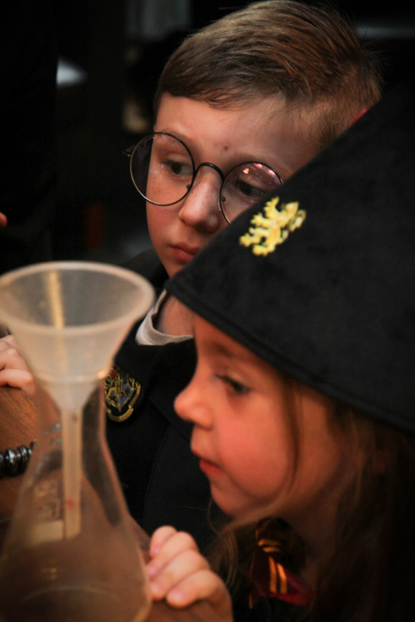 Harry Potter Workshops