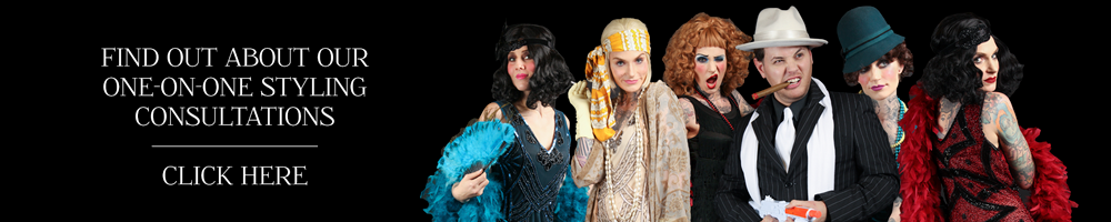 Costume Styling Consultations Little Shop of Horrors Costumery Melbourne Mornington