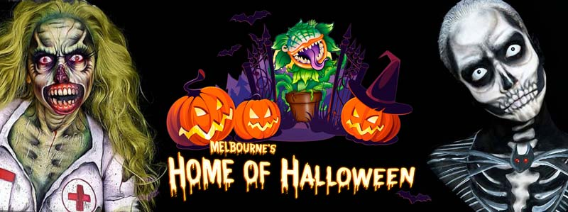 Little Shop of Horrors, Melbourne's Home of Halloween!