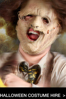 Halloween Costume Hire
