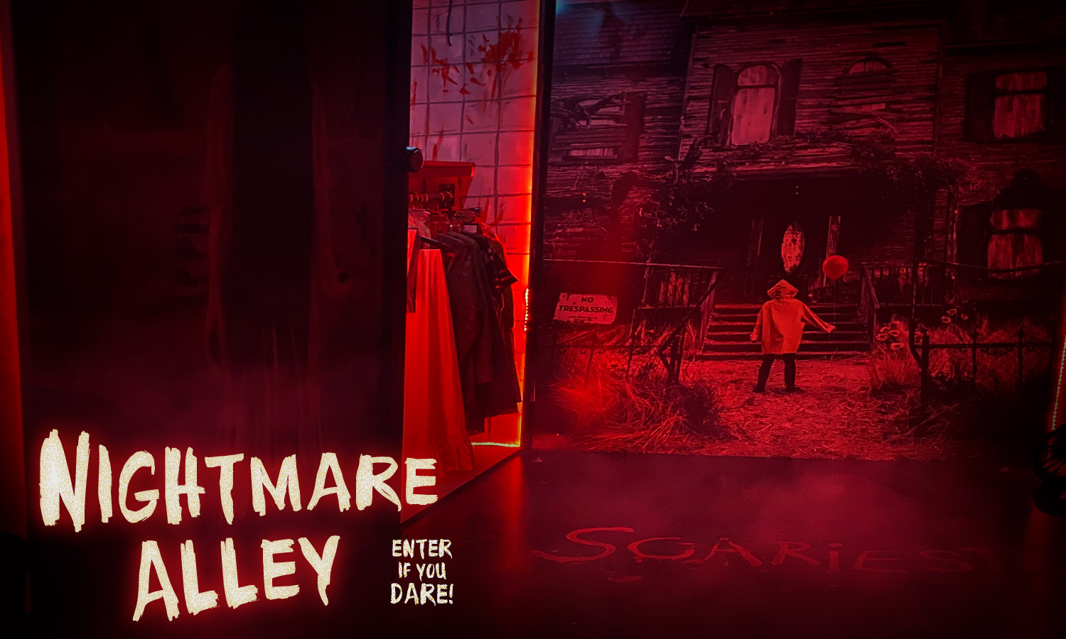 Nightmare Alley at Little Shop of Horrors - Halloween on the Mornington Peninsula Melbourne