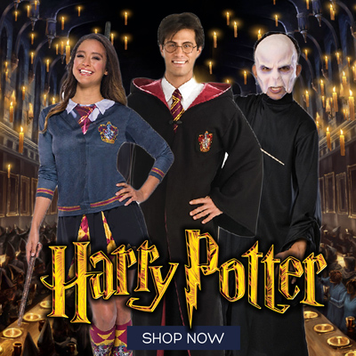 Shop Harry Potter Costumes at Little Shop of Horrors Costumery