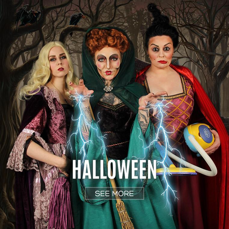 Halloween Costumes Little Shop of Horrors Costumery
