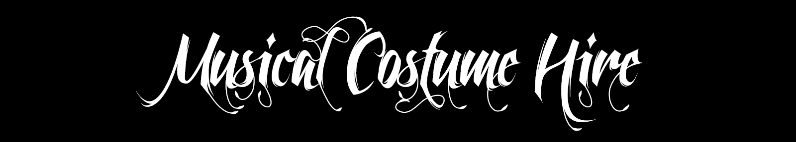 Musical Costume Hire