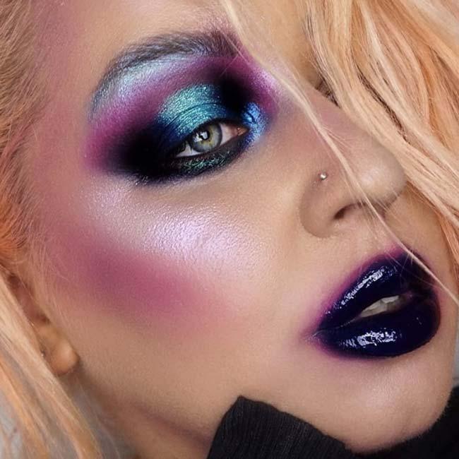 Make-up by Natalie V