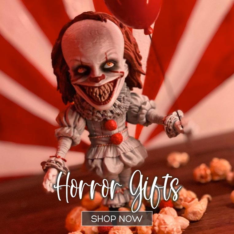 Christmas Gifts for Horror Buffs
