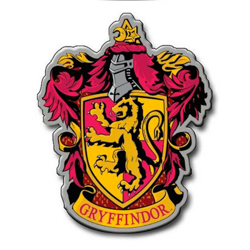 Harry Potter Gryffindor House Merchandise