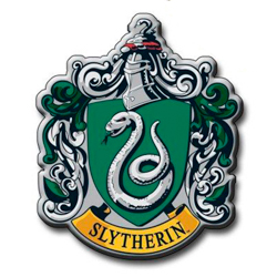 Harry Potter Slytherin House Merchandise
