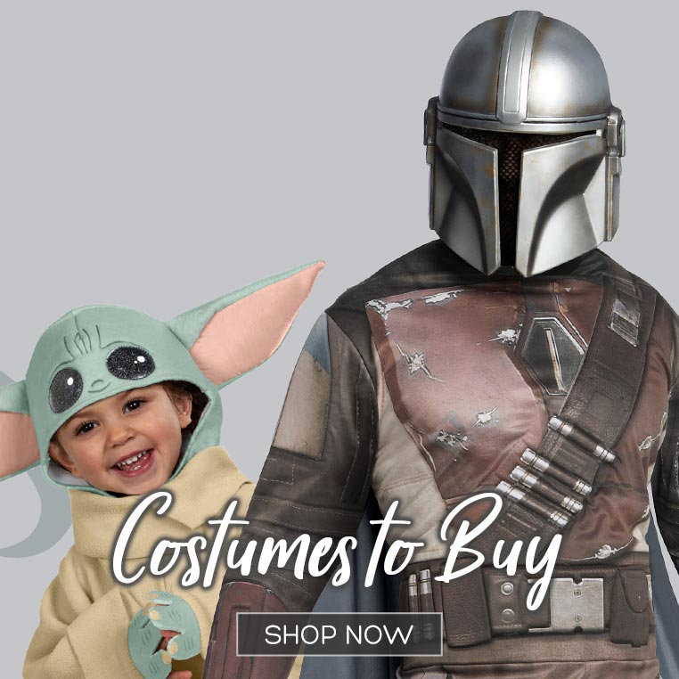 Costumes to Buy