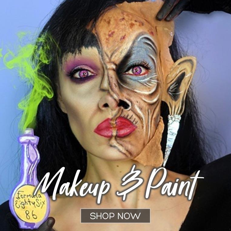 Shop Makeup & Paints