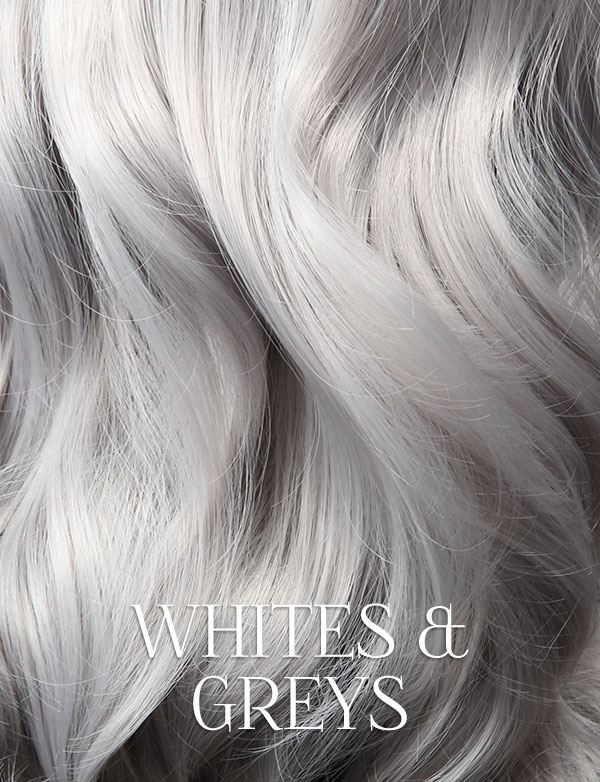 Greys & Whites Lace Front Wigs